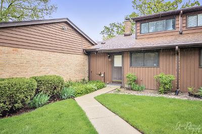 Fox Lake IL Condo/Townhouse New: $115,000