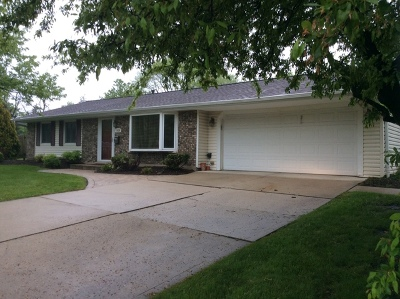 Schaumburg IL Single Family Home New: $269,000