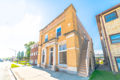 Bellwood Multi Family Home For Sale: 2606 St Charles Road