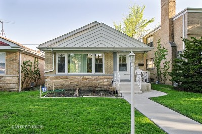 Single Family Home New: 2805 West Coyle Avenue