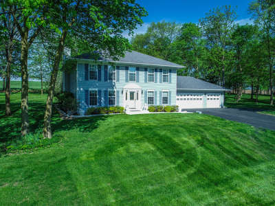 Ogle County Single Family Home For Sale: 9476 North Woodgate Lane