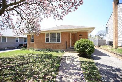 Villa Park Single Family Home New: 256 North Harvard Avenue