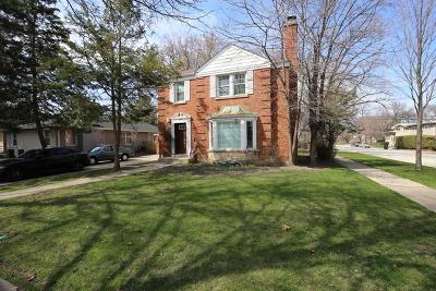 Skokie IL Single Family Home New: $380,000