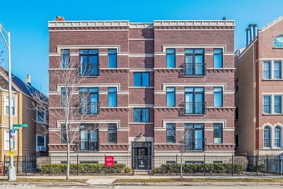 Chicago Condo/Townhouse New: 1330 West Diversey Parkway #1W