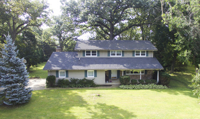 Dundee Single Family Home Price Change: 36w665 Oak Hill Drive