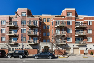 Chicago Condo/Townhouse New: 4950 North Western Avenue #3K