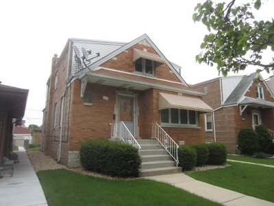 Chicago Multi Family Home New: 5335 South Nashville Avenue