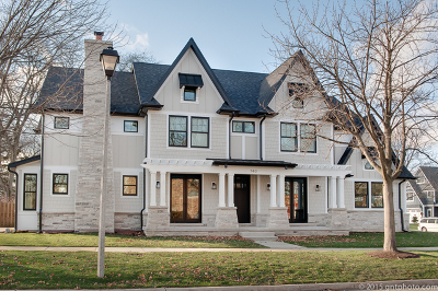 Elmhurst Single Family Home New: 400 East Niagara Avenue