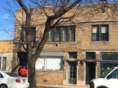 Multi Family Home New: 2646 West Pratt Boulevard