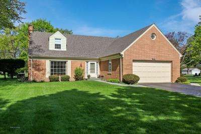 Highland Park Single Family Home For Sale: 2120 Grange Road