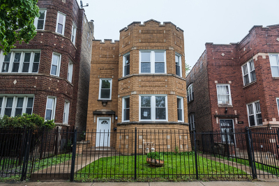 Chicago IL Multi Family Home New: $249,900
