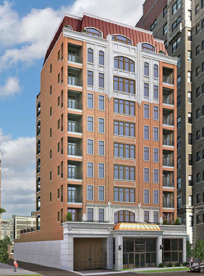 Chicago Condo/Townhouse New: 434 West Melrose Street #301