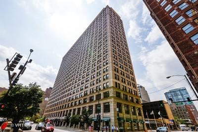 Chicago Condo/Townhouse New: 600 South Dearborn Street #305