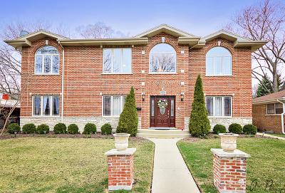 Skokie Single Family Home New: 8526 Monticello Avenue