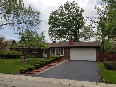 Orland Park Single Family Home New: 10129 Huntington Court
