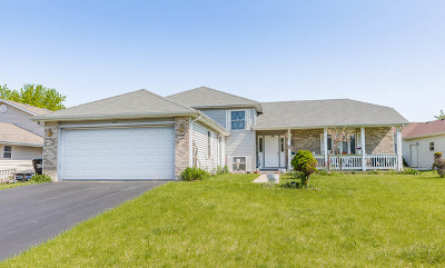 McHenry Single Family Home New: 5210 Glenbrook Trail