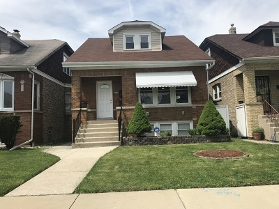 Chicago IL Single Family Home New: $348,000