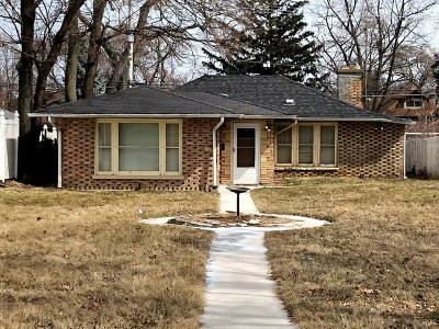Chicago IL Single Family Home New: $139,000