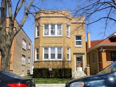 Chicago IL Multi Family Home New: $429,900