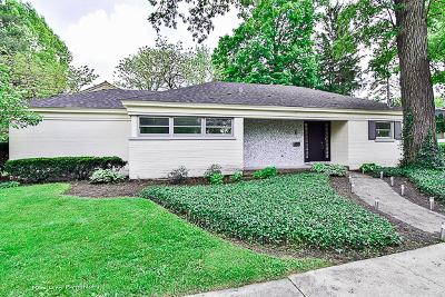 Glen Ellyn Single Family Home New: 696 Crescent Boulevard