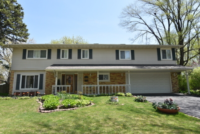 Hoffman Estates Single Family Home New: 625 Hillcrest Boulevard