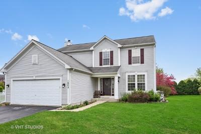 Elgin Single Family Home New: 1042 Spinnaker Street