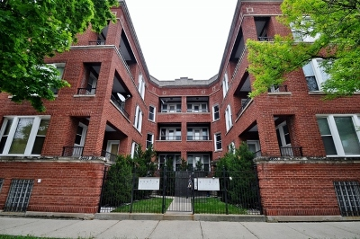 Condo/Townhouse New: 6455 South Greenwood Avenue #1