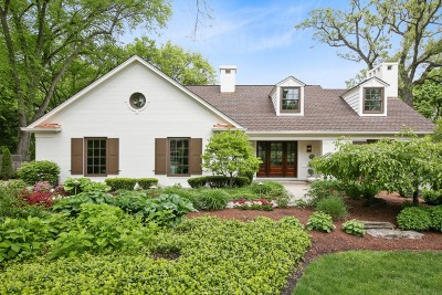 Hinsdale Single Family Home New: 433 East 6th Street