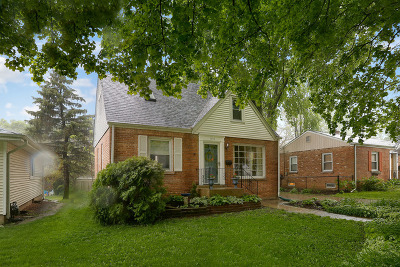 Wheaton Single Family Home New: 1110 North President Street