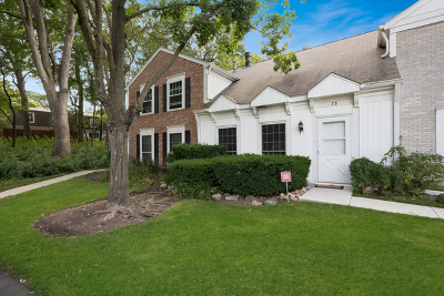 Cary Condo/Townhouse Contingent: 72 Bright Oaks Circle