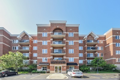 Arlington Heights IL Condo/Townhouse New: $235,000
