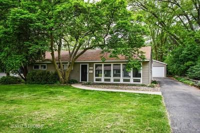 Wheaton Single Family Home For Sale: 1120 Grant Street
