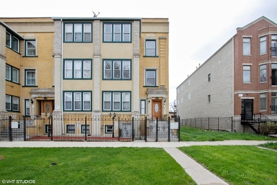 Condo/Townhouse New: 4829 South Prairie Avenue #1G