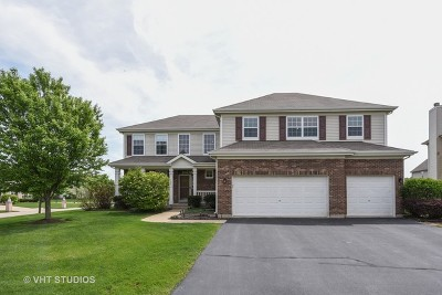 Bartlett IL Single Family Home New: $404,900