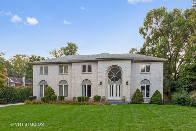 Northbrook Single Family Home Price Change: 2067 Techny Road
