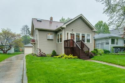 Elmhurst Single Family Home New: 189 East Columbia Avenue
