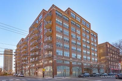 Chicago Condo/Townhouse New: 933 West Van Buren Street #601