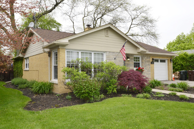 Skokie IL Single Family Home New: $325,000