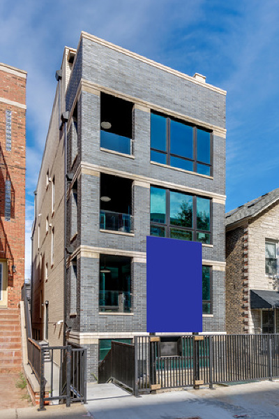 Chicago Condo/Townhouse New: 1448 West Chestnut Street #3