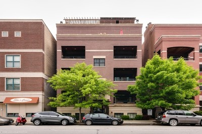 Chicago Condo/Townhouse New: 1254 West Jackson Boulevard #4W