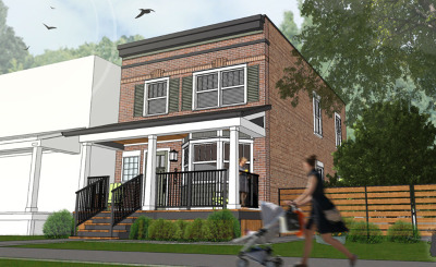 Forest Park Single Family Home Contingent: 913 Elgin Avenue