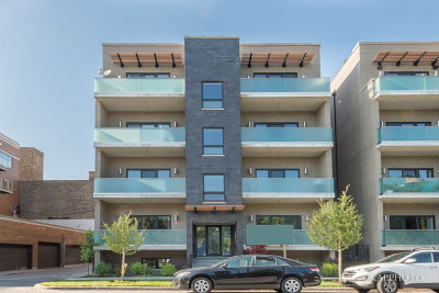 Chicago Condo/Townhouse New: 1150 West Hubbard Street #1E