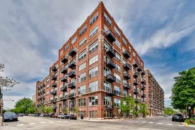 Chicago Condo/Townhouse New: 1500 West Monroe Street #301