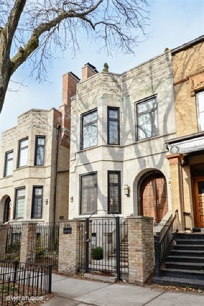 Chicago Single Family Home New: 550 West Oakdale Avenue