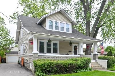 Palatine Single Family Home New: 343 West Palatine Road
