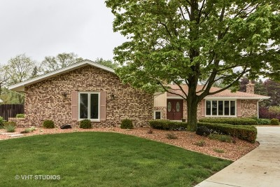 Orland Park Single Family Home New: 8214 Legend Lane