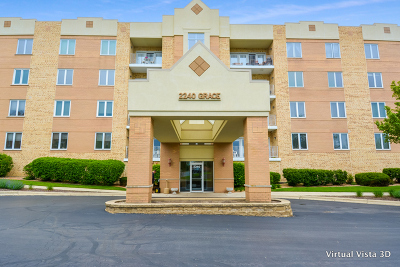 Lombard Condo/Townhouse New: 2240 South Grace Street #402