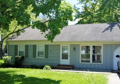 McHenry Single Family Home New: 3207 Sunrise View Street