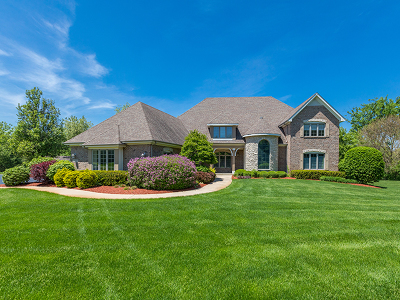St. Charles Single Family Home New: 5n836 Il Route 25