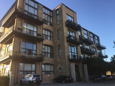 Condo/Townhouse New: 2614 North Clybourn Avenue #303